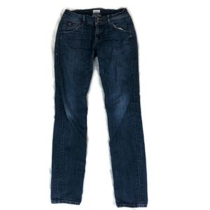 Hudson Jeans Collin Flap Skinny Stretch Jeans